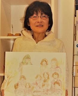 岡本由美さん